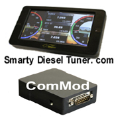( 2013 - 2016 ) 6.7L Smarty Touch Programmer and Display - With ComMod (SKU: Smarty-Touch-ComMod)