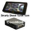 ( 2013 - 2018 ) 6.7L Smarty Touch Programmer and Display - With ComMod (SKU: Smarty-Touch-ComMod)