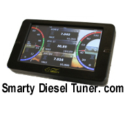 ( 1998.5 - 2012 ) Smarty Touch Programmer and Display - ( 6.7L and 5.9L ) in One Unit.