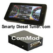 ( 2013 - 2018 ) 6.7L Smarty Touch Programmer and Display - With ComMod